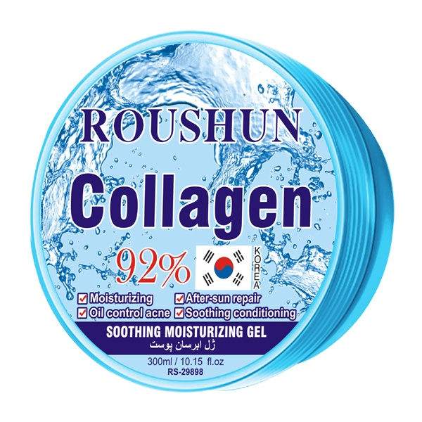 collagen soothing moisturizing gel