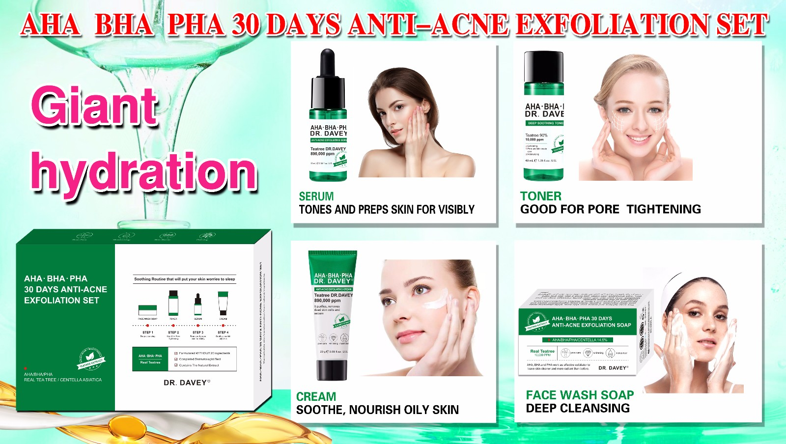 Anti-acne Skin Kit