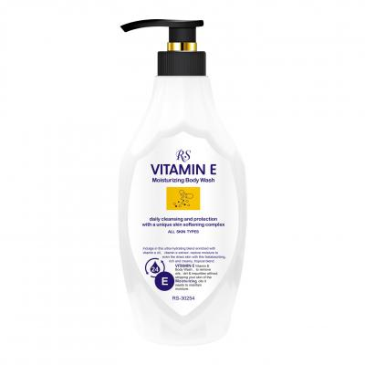 vitamin e shower gel