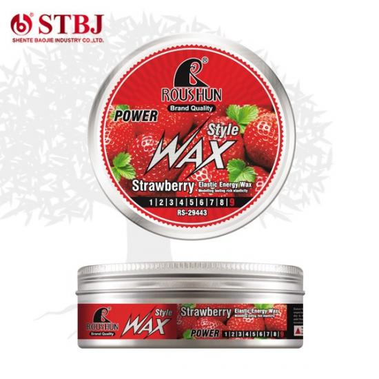 Strawberry Olive Ginseng Hair Wax