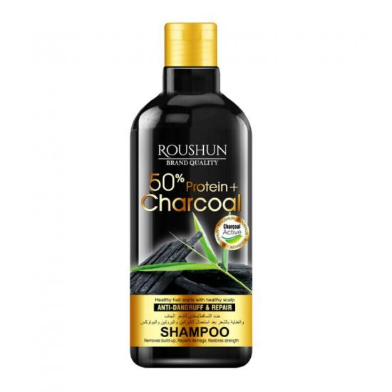 Protein+Charcoal Shampoo
