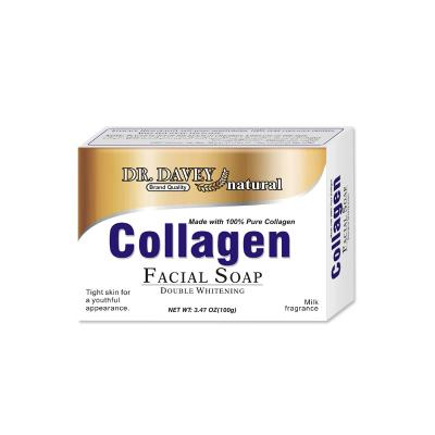 Collagen Facial Soap Nourishing Cleaning Skin Care