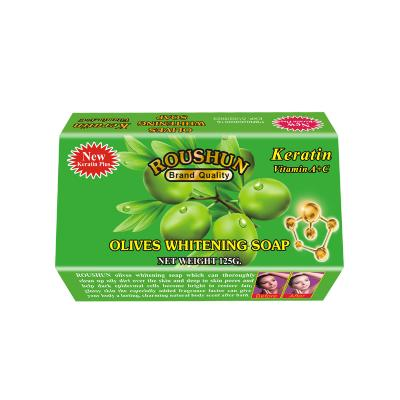 Whitening Pure Olive Skin Brightening Glowing Soap