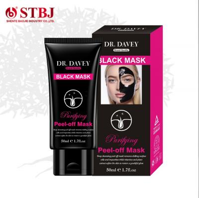 Deep Cleansing Refresh Peel-off Black Face Mask