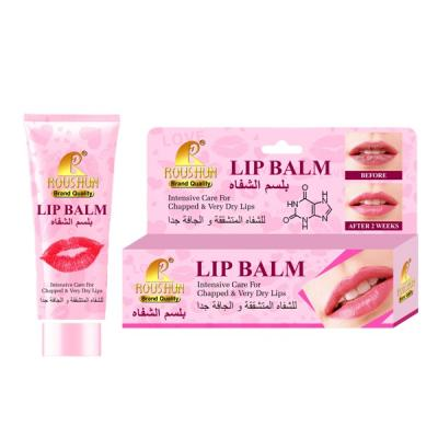 Makeup Moisturizing Organic Custom Packaging Private Label Lip Balm