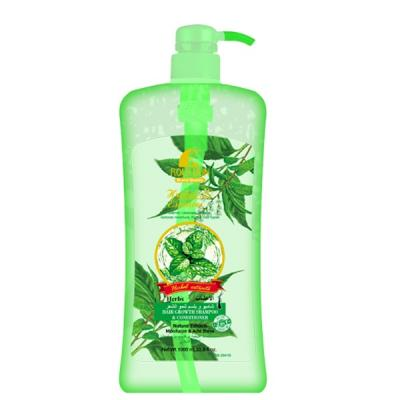 Extension Private Label Herbal  Shampoo And Conditioner