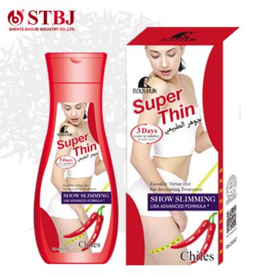 Chiles Slimming Cream