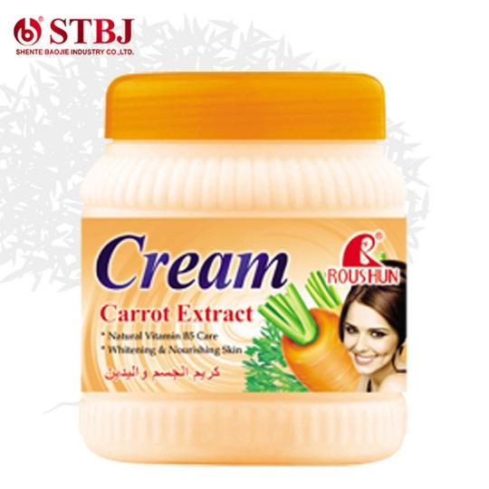 Roushun Quickly Absorb And Reduce Wrinkles Carrot Body Cream